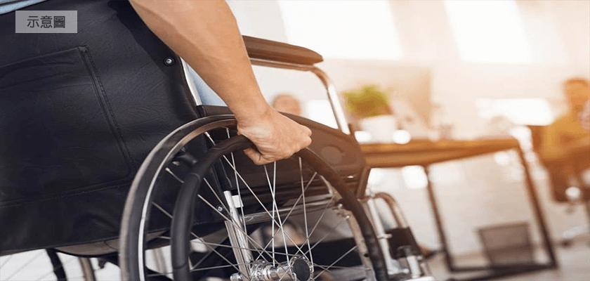 輪椅示意圖840400